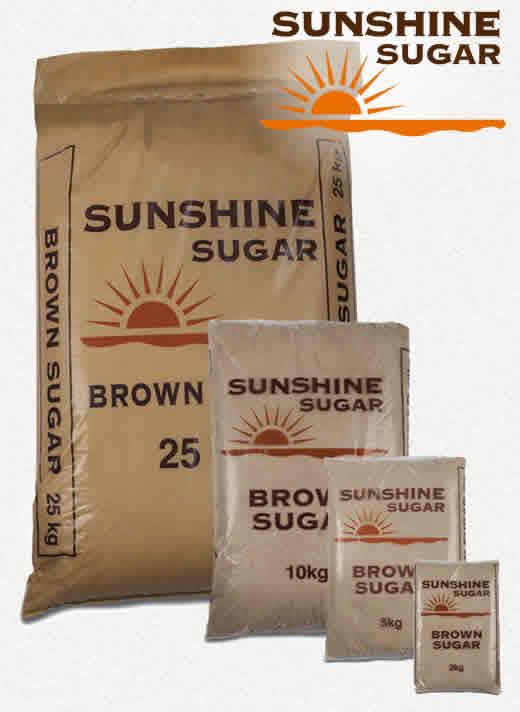 sunshine sugar brown sugar products retail industry