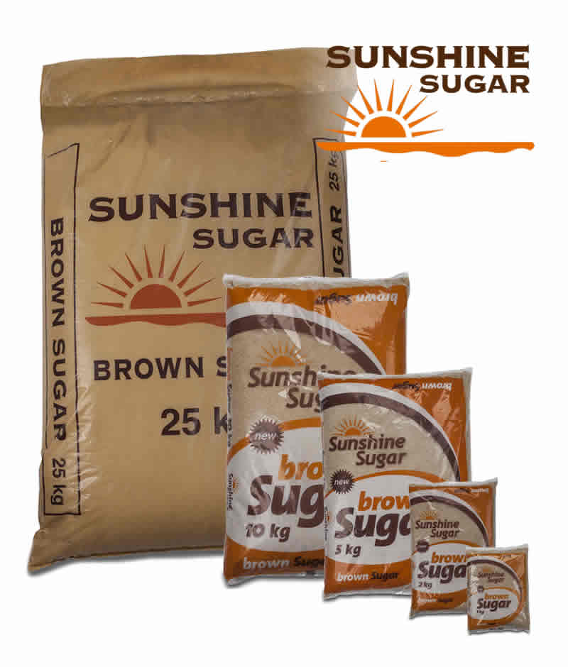 sunshine sugar products brown sugar retail