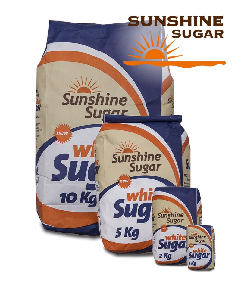 sunshine sugar products white sugar retail