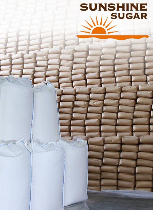 sunshine sugar white sugar products industrial manufacturing