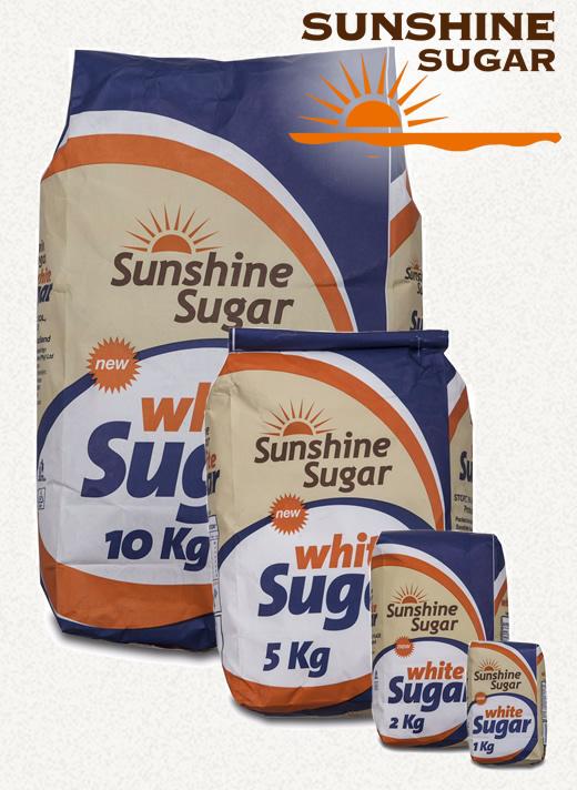 sunshine sugar white sugar retail
